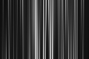 Horizontal black and white curtain abstract background