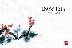 Inkfish font