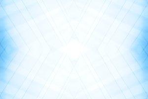Diagonal pale blue blurred frame abstraction backdrop