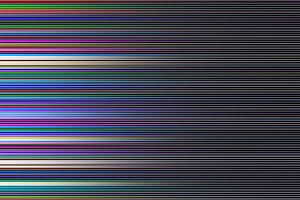 Horizontal vivid colorful blurred abstraction lines background