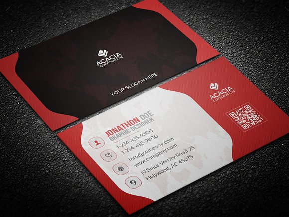 Mus Business Card