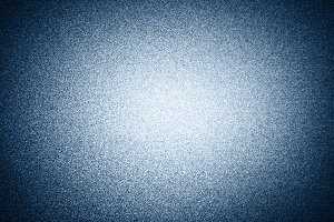 Horizontal blue grain textured illustration background
