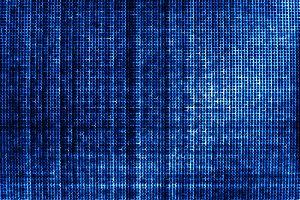 Horizontal blue metallic textured surface background