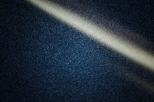 Diagonal ray of light in space abstraction background