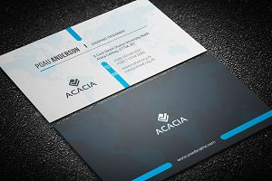 Chikon Business Card