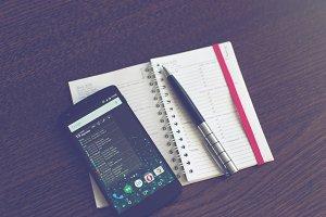 Schedule and Nexus 5