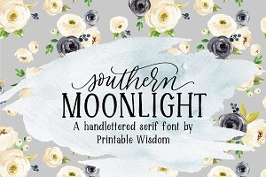 Southern Moonlight Font