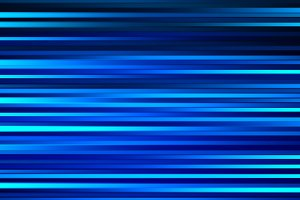 Horizontal blue lines motion blur abstract backdrop