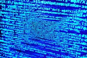 Diagonal hacker code computer text illustration background