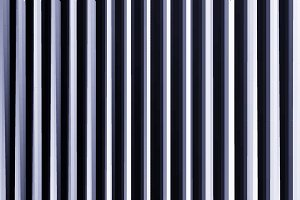 Vertical varitone curtains illustration background