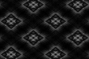 Diagonal dark black and white pattern illustration