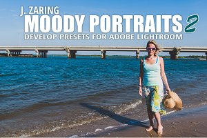 Moody Portraits 2 Lightroom Presets