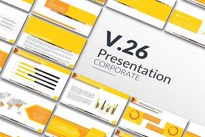 Presentation Corporate 26