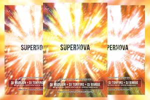 Supernova Flyer