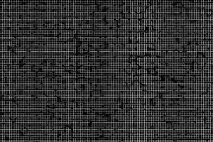 Black and white hacker maze pattern backdrop