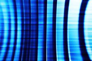 Vertical blue lines illustration background