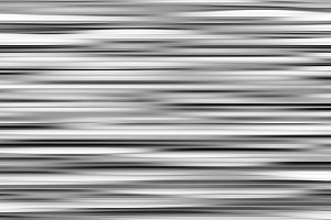 Horizontal black and white  lines digital illustration background