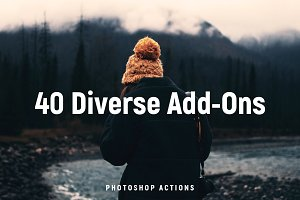 40 Diverse Add-Ons