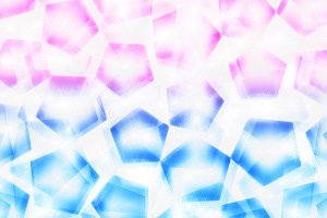 Horizontal diamonds with glitter illustration background