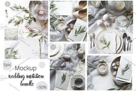 Mockup Wedding Bundle