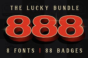The 888 Lucky Bundle