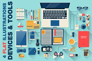 Tools & Devices Workplace