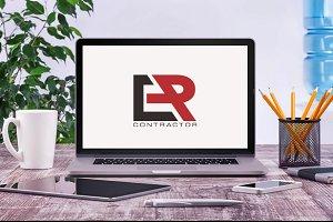 Letter CR Logo