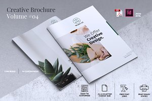 Creative Brochure Template Vol. 04