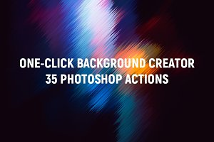 One-Click Background Creator