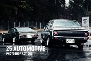 25 Automotive Actions
