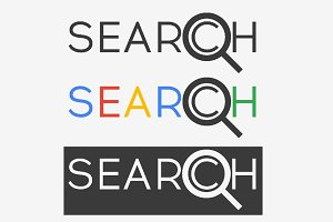 Search vector icon
