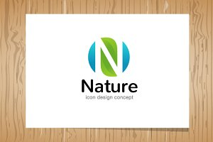 Nature - Logo Template
