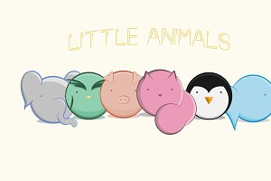 Little Animals Kit