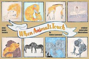 When Animals Touch