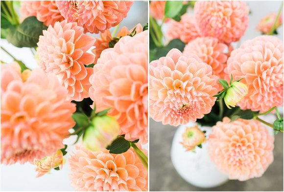 Dahlia Floral Styled Stock Images in Instagram Templates - product preview 2