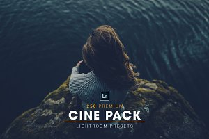 250 Premium Cine Lightroom Presets