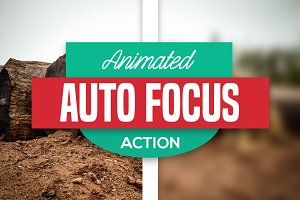 Auto Focus Animated Action