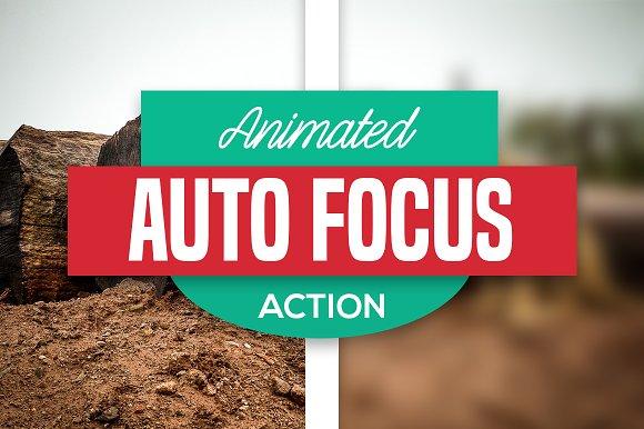 Auto Focus Animated Action