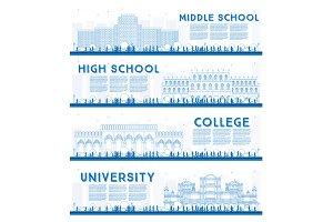 Outline Set of University
