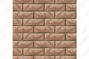 Brick Wall Seamless Background Texture