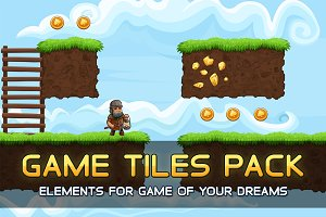 Game Tiles Pack