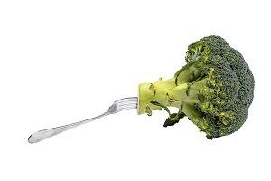 Broccoli is healthy food