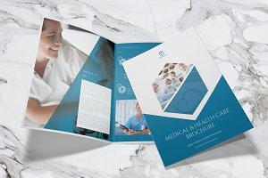 Medical Health Care Brochure