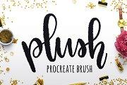 Brush texture for Procreate