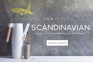 Scandinavian style photo bundle