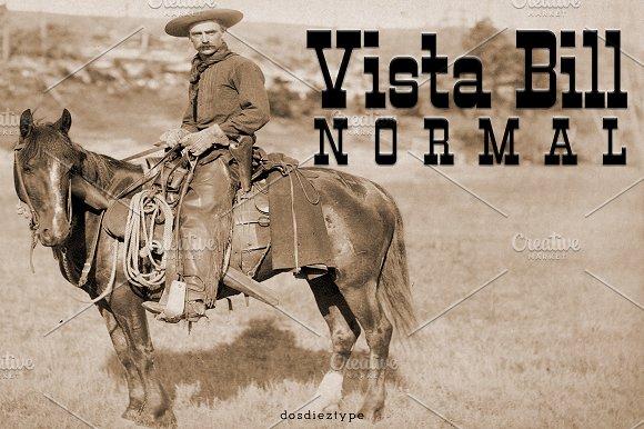 Vista Bill Normal
