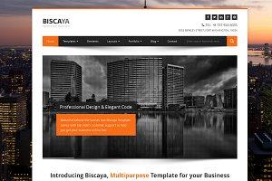Biscaya - MultiPurpose Responsive