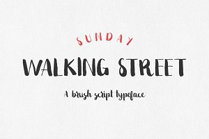 Sunday Walking Street Script