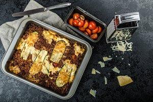 Noodle-Free Zucchini Ribbon Lasagna