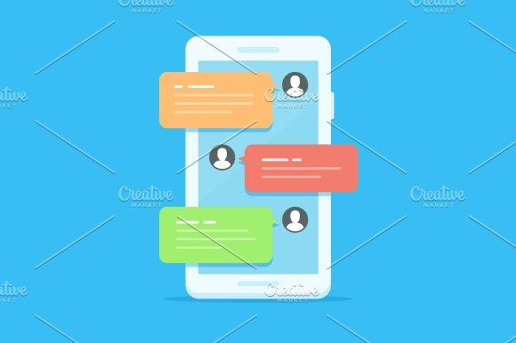 Smartphone Messages